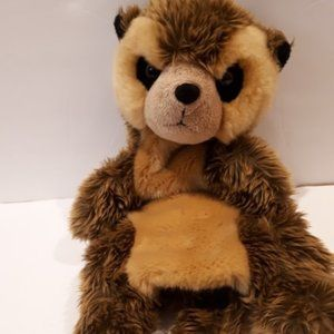 The Puppet Company Meerkat Hand Puppet Toys